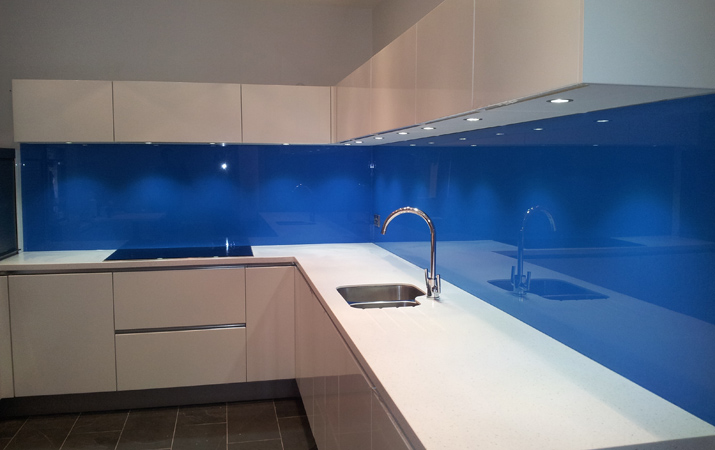 Kitchen Glass Splashbacks Clerkenwell